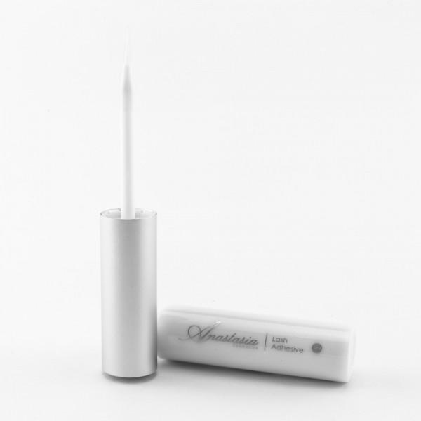 Eyelash glue - white, waterproof